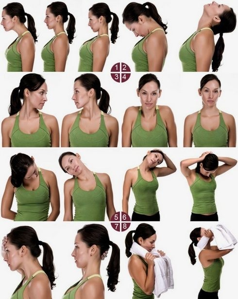 Гимнастика при остеопорозе шейного отдела позвоночника
