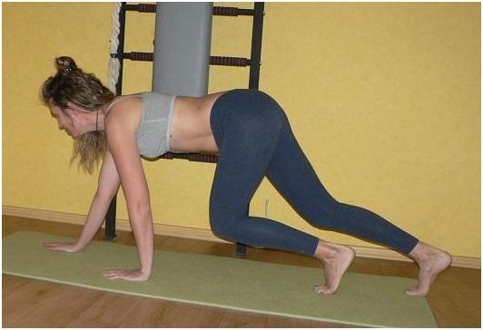 Зарядка для спины и позвоночника при грыже