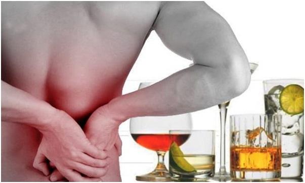 Алкоголь при остеохондрозе шейном
