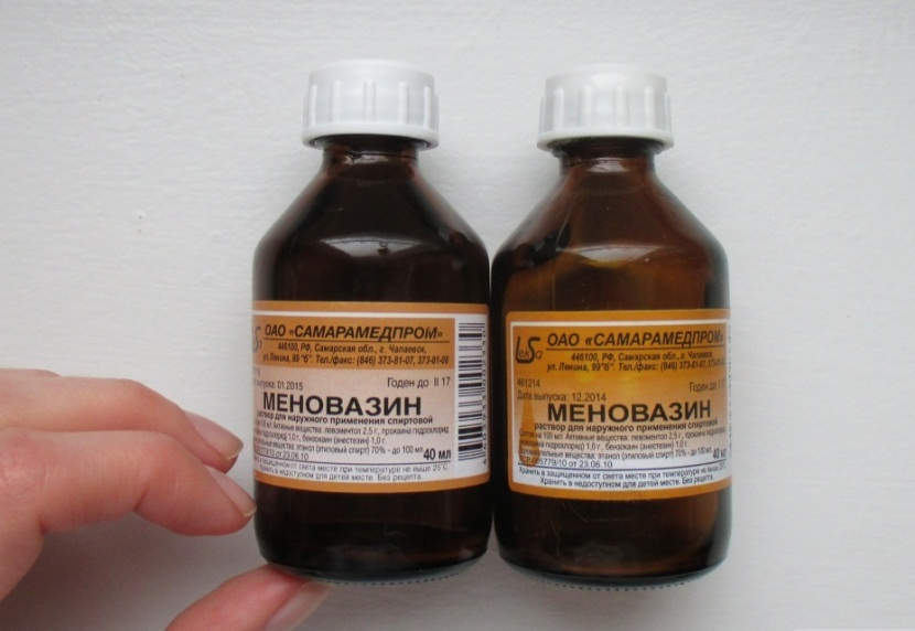 Меновазин при остеохондрозе шейном и болях в суставах: отзывы и применение