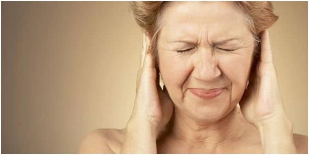 Шум в голове при шейном остеохондрозе