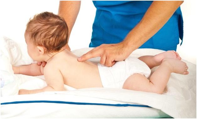 Признаки травмы шейного отдела позвоночника у детей