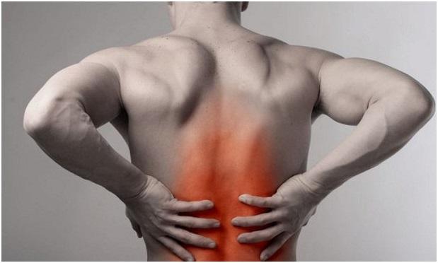 Боль в мышцах спины слева причины