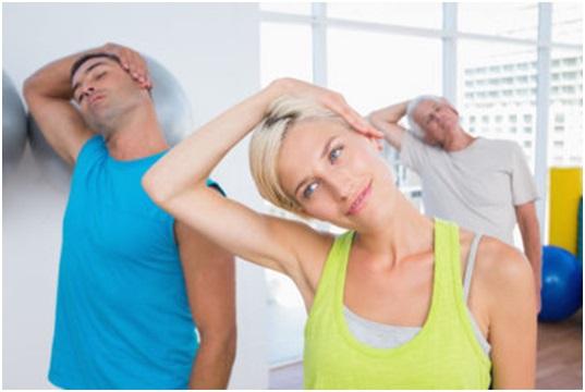 Александр бонин упражнения при шейном остеохондрозе