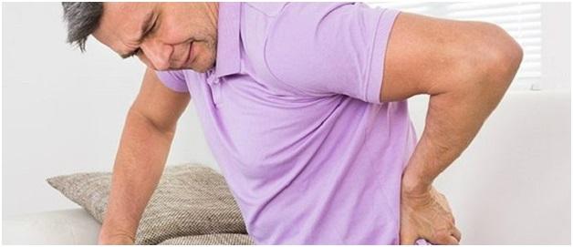 Болит спина температура 38 ломит мышцы