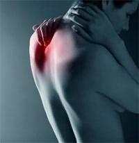 Спазм мышц спины в грудном отделе