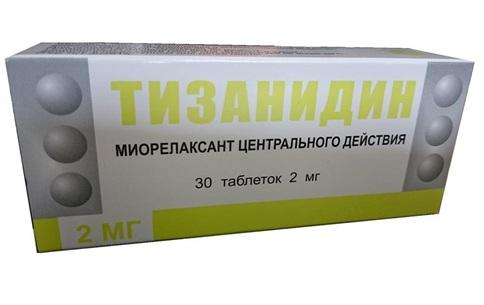 Миорелаксанты при остеохондрозе (препараты) – список названий