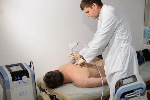 Для лечения позвоночника